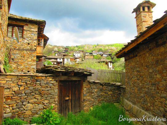 kovacheriva, rodopi, selo