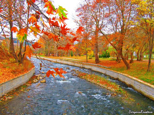Сандански, парк, Свети Врач