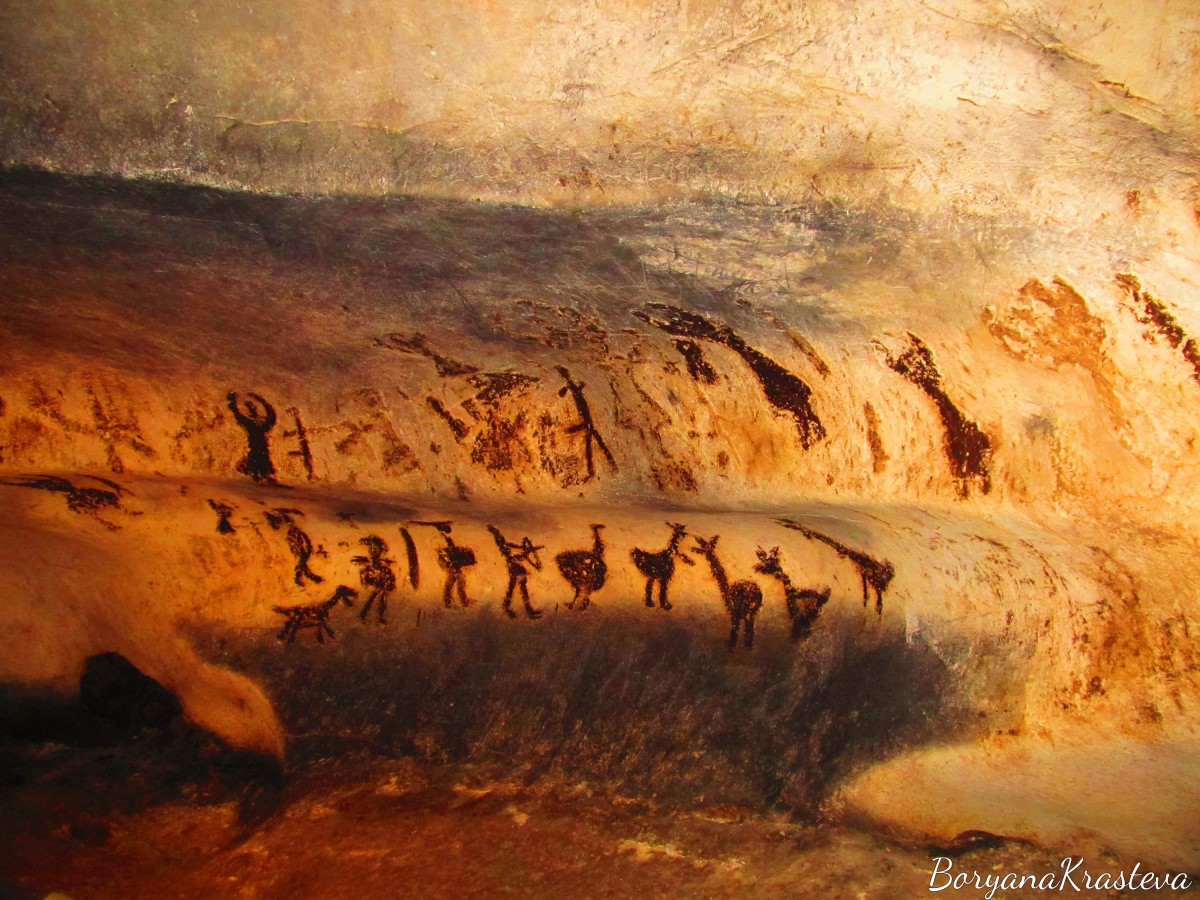 Пещерите на Северозапада - Магурата