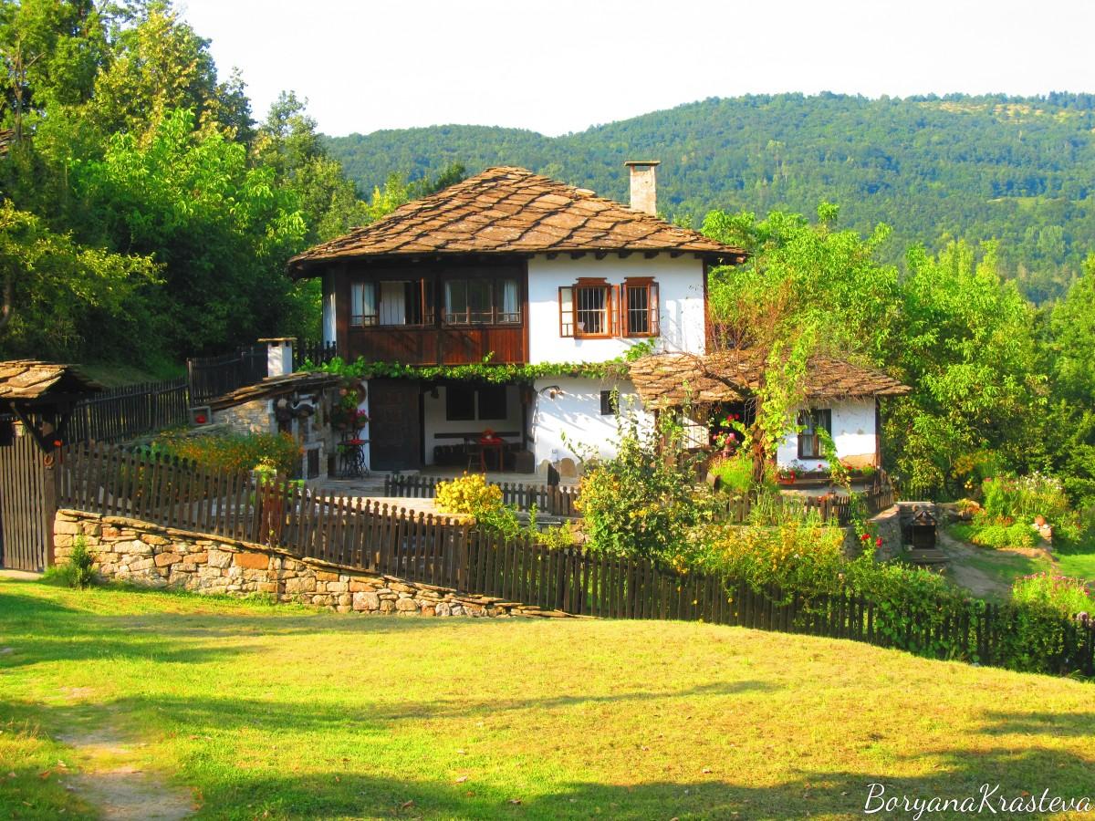 Легенда за село Боженци