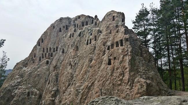 орлови скали, Родопи
