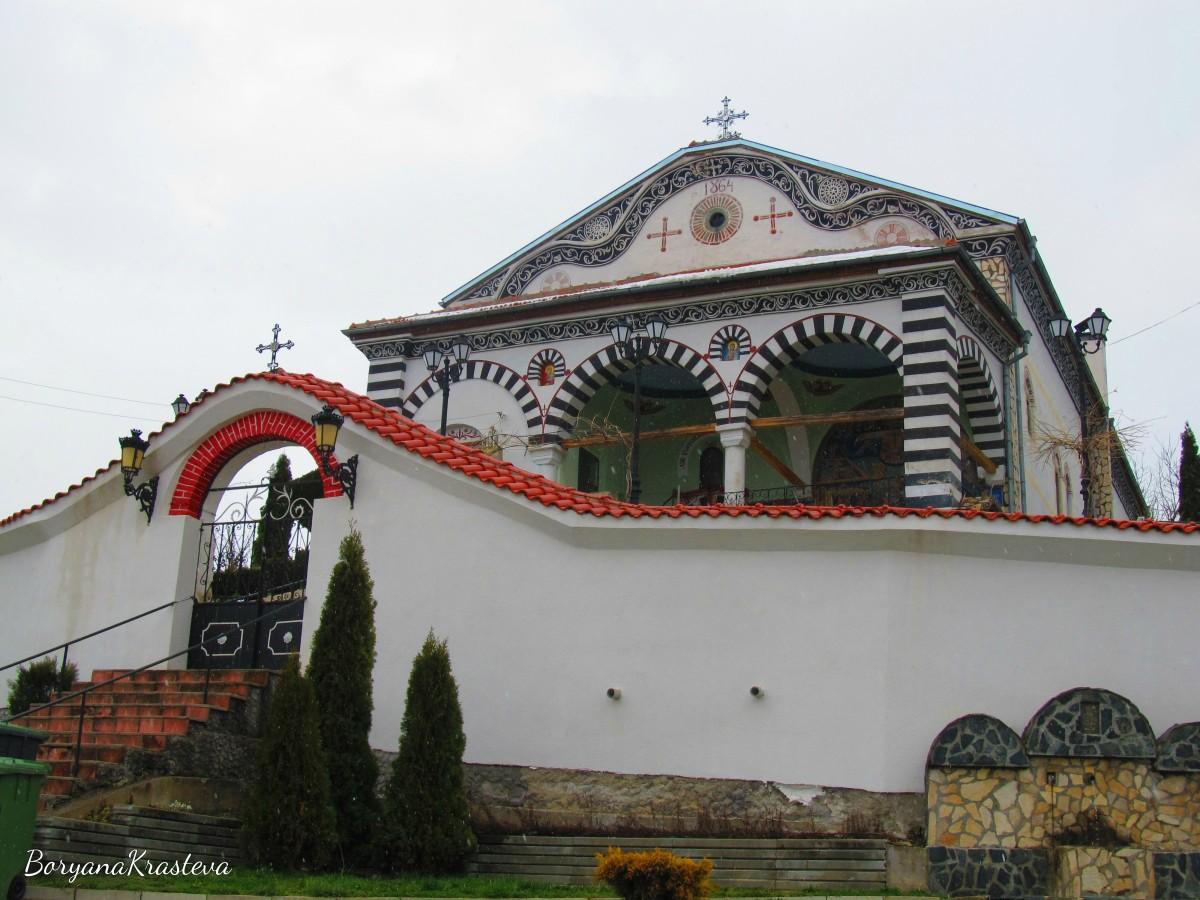 Уикенд за душата (Църквата в село Сапарево, издигната от най-бедния човек)