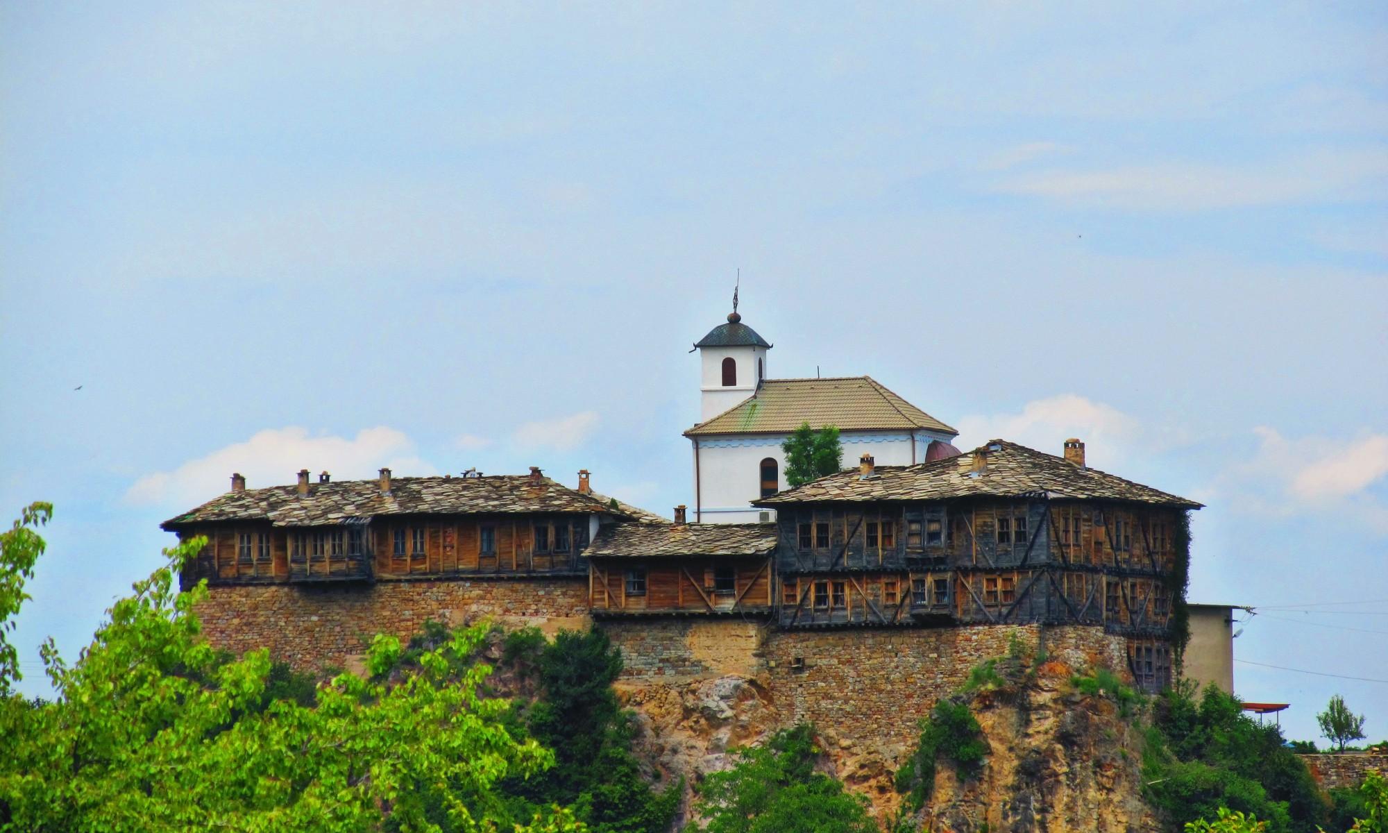Гложенски манастир, Гложене