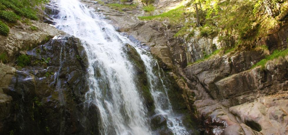 Смолян, Каньона на водопадите, екопътека