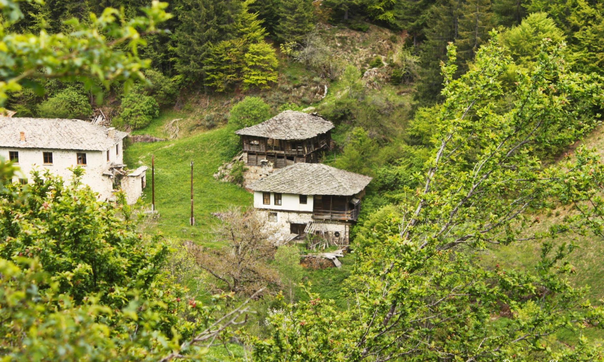 село, Върбово, Родопи