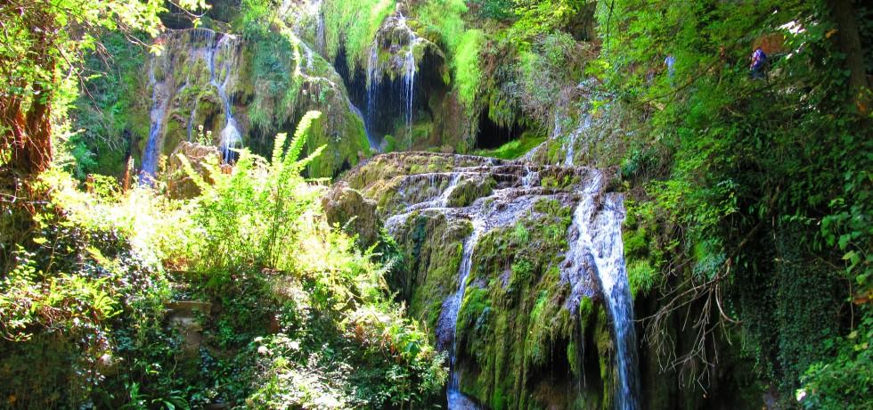 крушунски водопади, Крушуна
