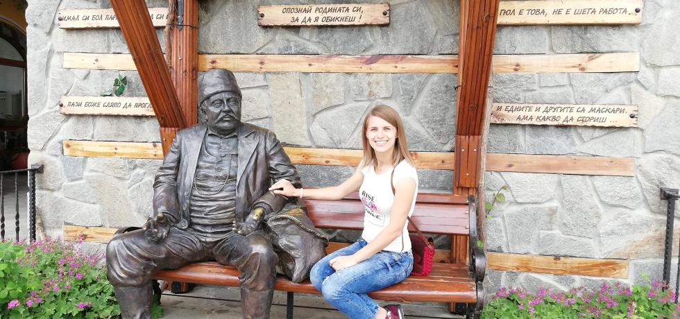 Видимско пръскало, интервю, пътешественик, Надежда Серафимова, блогър
