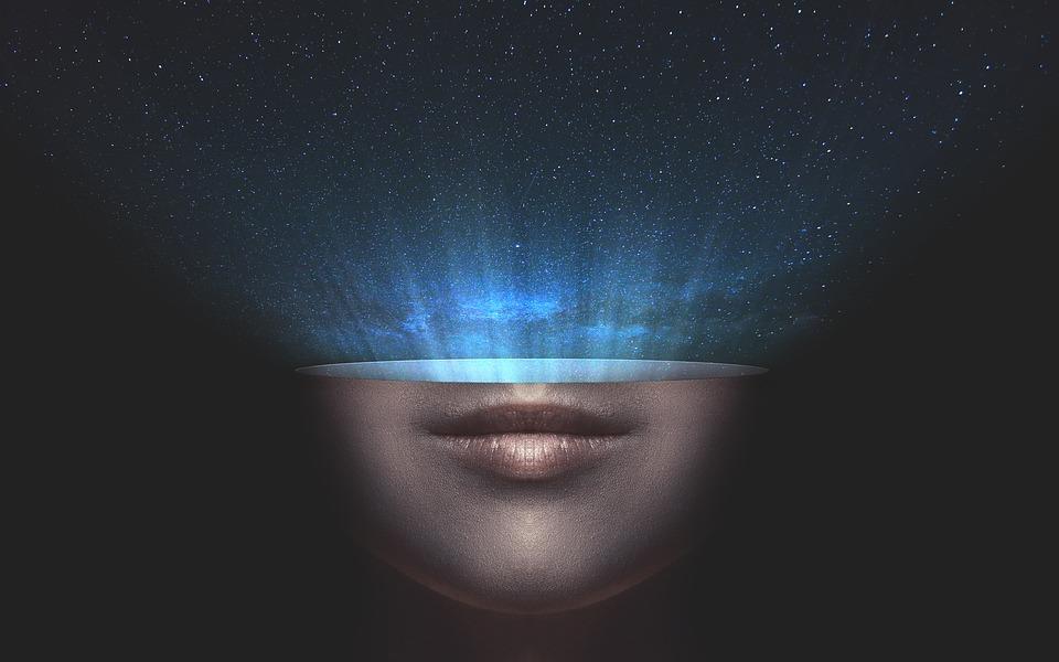 космос, Вселена, духовни закони