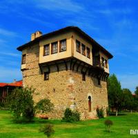 Араповски манастир, кулата на Ангел войвода