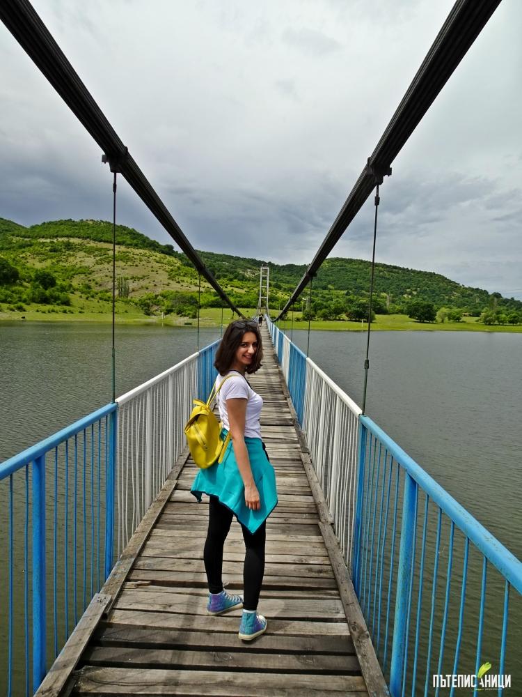 моста на Лисиците
