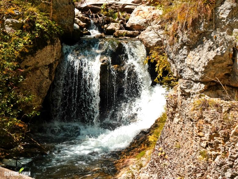 Дяволска екопътека, водопад