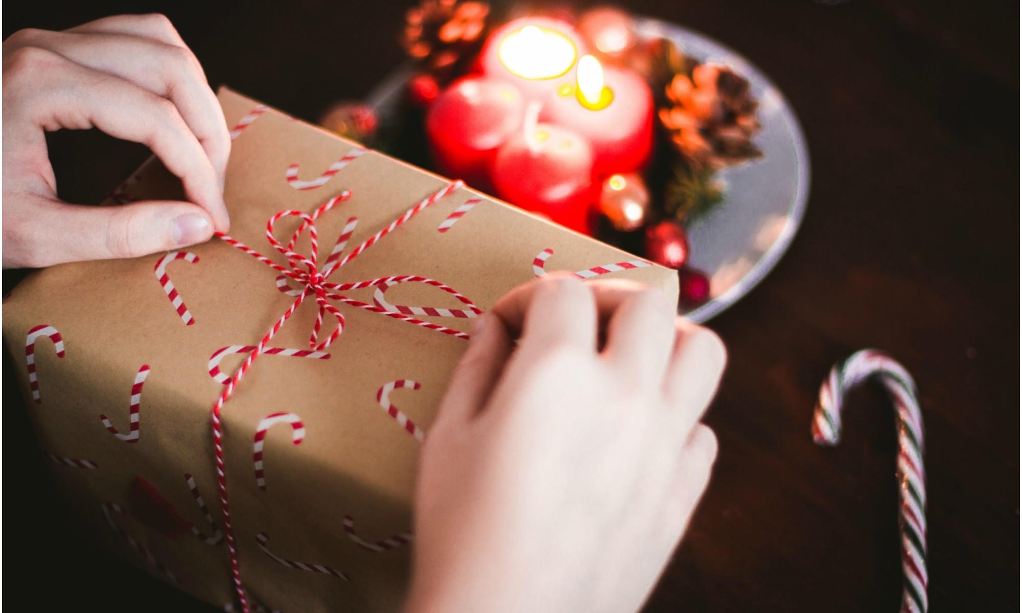 Коледа, подаръци, български производители